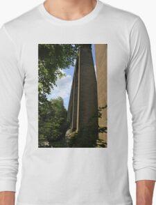 Pontcysyllte Aqueduct Long Sleeve T-Shirt