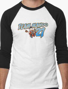 Team Mando! Men's Baseball ¾ T-Shirt