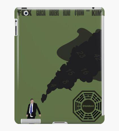 Lost Poster iPad Case/Skin