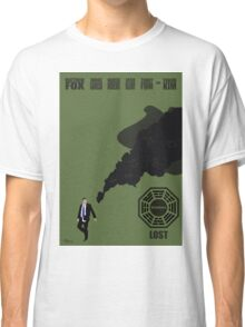 Lost Poster Classic T-Shirt