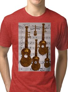 Musically Speaking Tri-blend T-Shirt