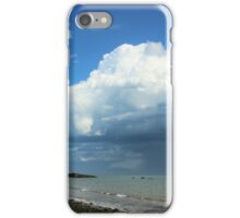 Storming Out to Sea  iPhone Case/Skin