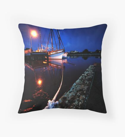 "The ""Abrolhos Charter"" Throw Pillow"