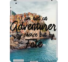 Fated Adventurer iPad Case/Skin