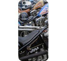 Classic Custom Bikes iPhone Case/Skin