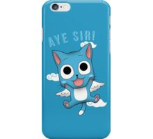 Aye Sir! iPhone Case/Skin