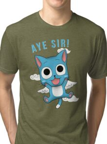 Aye Sir! Tri-blend T-Shirt