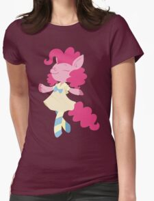 Pinkie Pie! Womens Fitted T-Shirt
