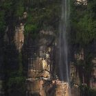I'm Getting Married In The Morning - Bridal Veil Falls Govetts Leap by Philip Johnson