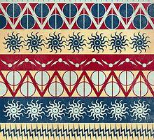 Harry Potter Pattern by Chloe Morris