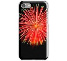 4th of July fireworks. Photographed in Studio City Los Angeles, California  iPhone Case/Skin