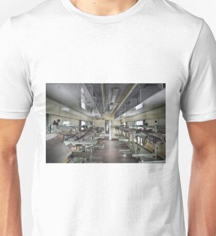 Medical train Unisex T-Shirt