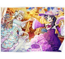 Love Live! School Idol Project - Victorian Ball Poster
