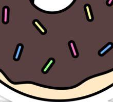 Donut Even Sticker