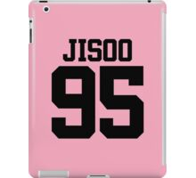 BLACKPINK Jisoo 95 (Black) iPad Case/Skin
