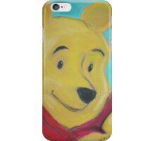 Winnie the Pooh - Aqua iPhone Case/Skin