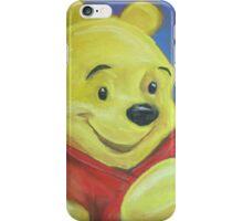 Winnie the Pooh - Blue iPhone Case/Skin