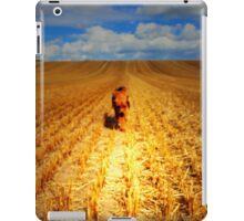 LULU IN THE YORKSHIRE DALES  iPad Case/Skin