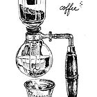 Siphon Coffee by perevision