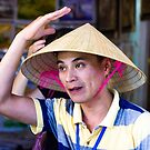 Jerry Tour Guide Hue Vietnam by Andrew  Makowiecki