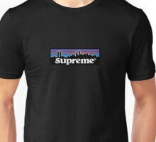 Supreme X Patagonia Logo Unisex T-Shirt