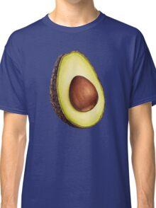 Avocado Pattern Classic T-Shirt