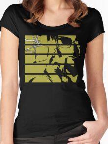 Cowboy Bebop Faye Valentine Women's Fitted Scoop T-Shirt