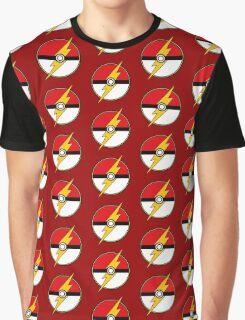 The Poké-Flash Symbol Graphic T-Shirt