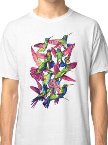 Hummingbird Dance in Sharpie Classic T-Shirt