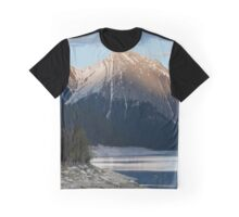 Canadian Rocky Mountains  Graphic T-Shirt