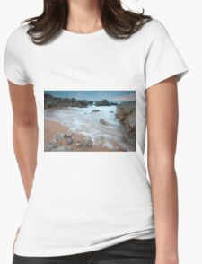 Dunas of Liencres natural park Womens Fitted T-Shirt