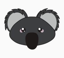 Koala - a cute australian animal Kids Tee