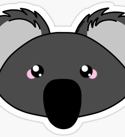 Koala - a cute australian animal Sticker