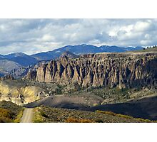 Dillon Pinnacles Photographic Print