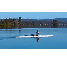 Gorgeous Manning River Taree 01 Photographic Print