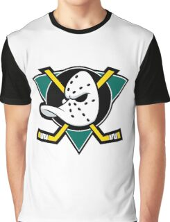 Mighty Ducks Anaheim Graphic T-Shirt