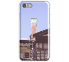 This house still breathing iPhone Case/Skin