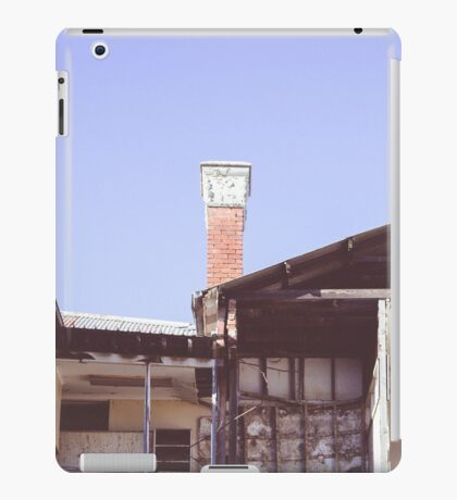 This house still breathing iPad Case/Skin