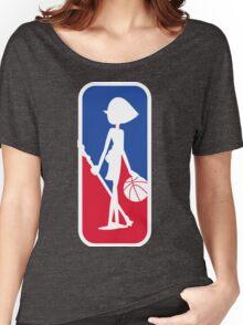 Steven Universe - Pearl (Basketball) Women's Relaxed Fit T-Shirt