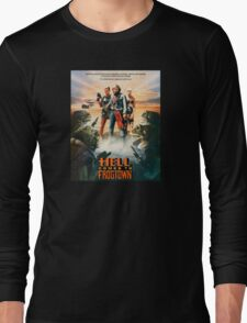 Hell Comes To Frogtown Poster Artwork Long Sleeve T-Shirt