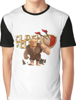 Clash of Clans Giant Graphic T-Shirt