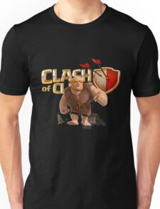 Clash of Clans Giant Unisex T-Shirt