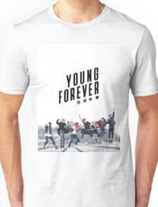 BTS I Need U Era Young Forever Edit Unisex T-Shirt