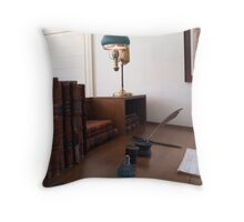 the Office 1864 Throw Pillow