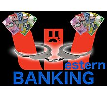 Western Banking Photographic Print