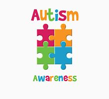 Autism Awareness Puzzle Classic T-Shirt