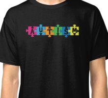 Autism Awareness - Puzzle  Classic T-Shirt