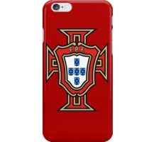 Portugal Champions Euro 2016 iPhone Case/Skin