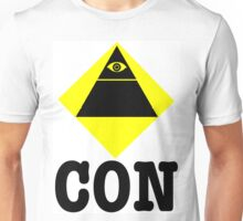 CON BANK Unisex T-Shirt