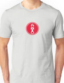 Piston Pattern  Unisex T-Shirt
